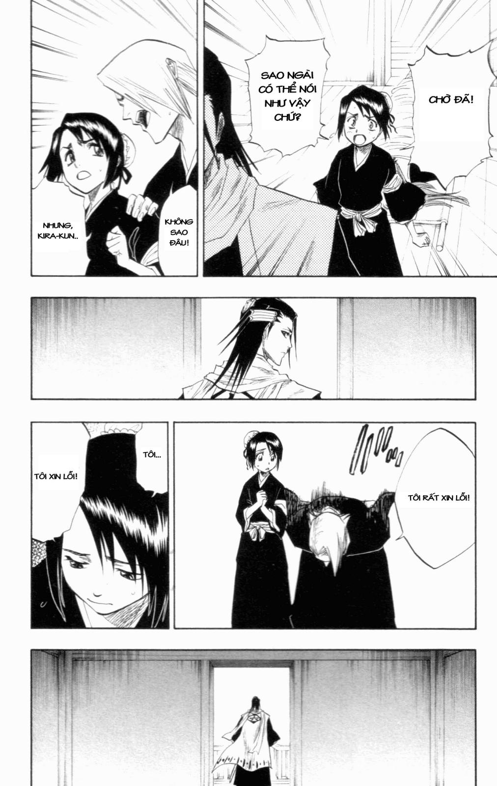 Bleach chapter 99 trang 14