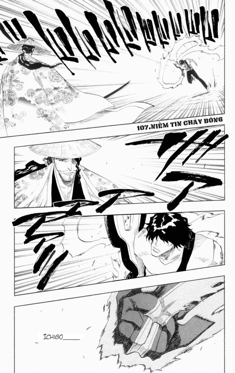 Bleach chapter 107 trang 1