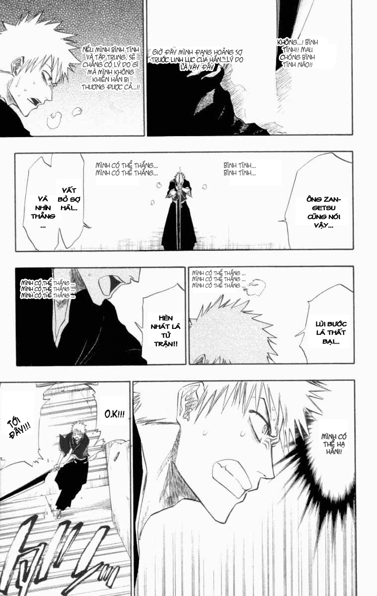 Bleach chapter 108 trang 21