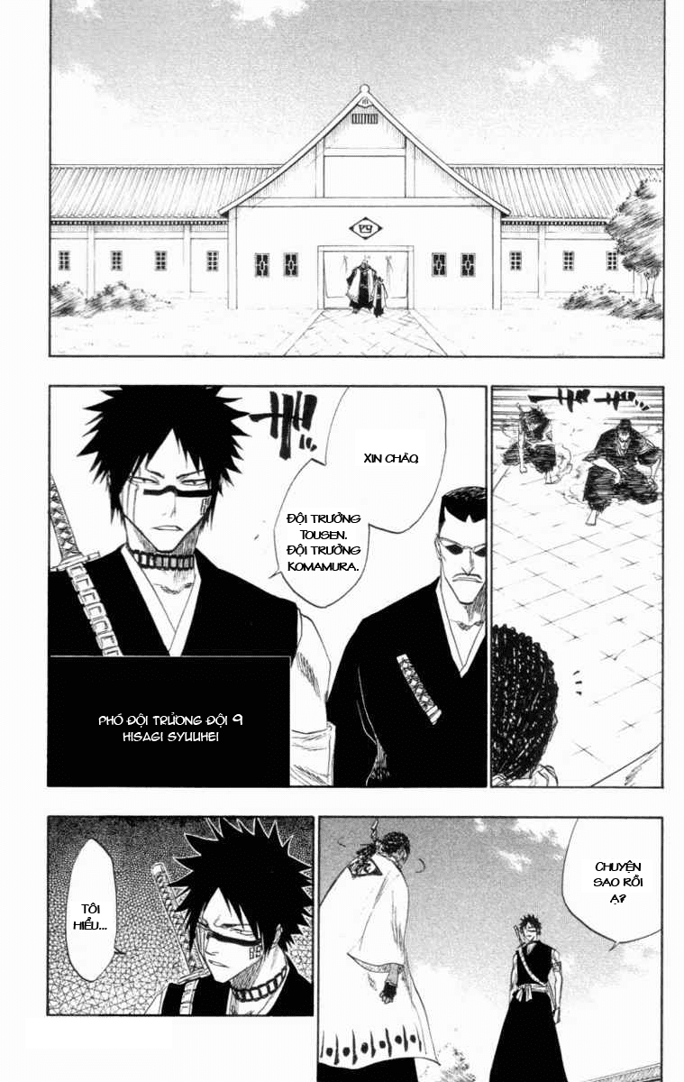 Bleach chapter 109 trang 9