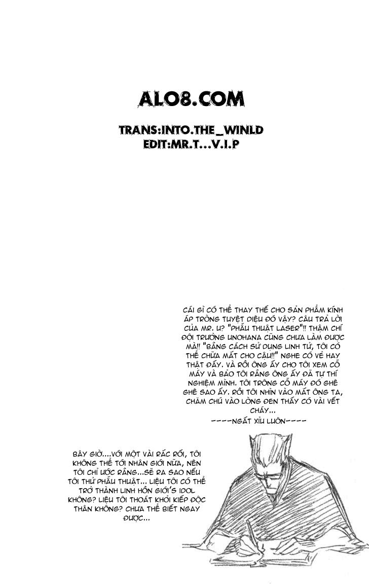 Bleach chapter 112 trang 20