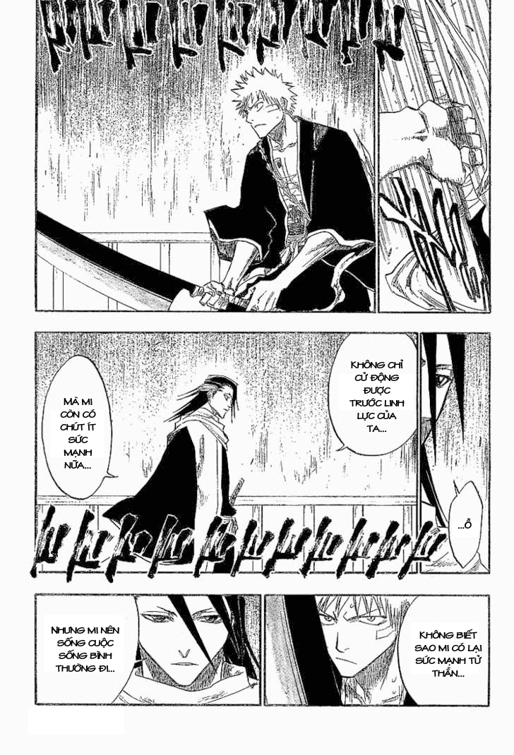 Bleach chapter 117 trang 11