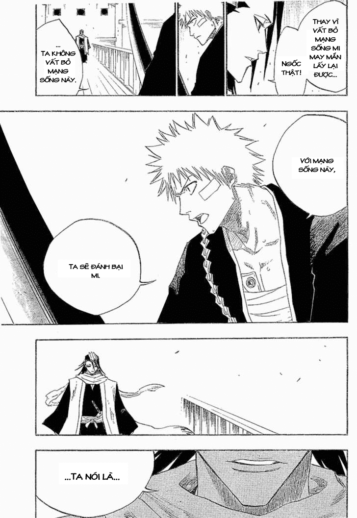 Bleach chapter 117 trang 12