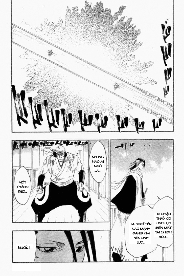 Bleach chapter 116 trang 28