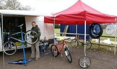 Cycle Tech The Mobile Bicycle Repair Workshop High Wycombe