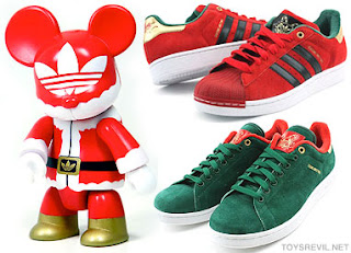 sports shoes 9c380 5a742 PRESS: adidas Originals presents their Fall/Winter 2009 Seasons Greetings  Pack. The pack consists of the Stan Smith 2 and the Superstar 2, both  coming in ...