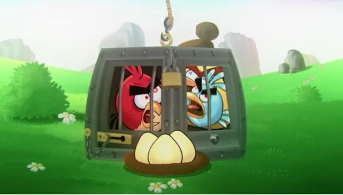Angry-Birds-Rio Trailer: Angry Birds Rio de Janeiro?