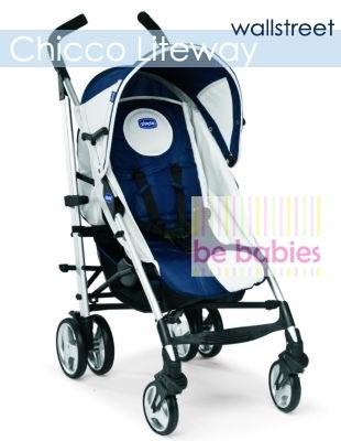 BeBabies.com - BabyShop Online: Chicco Liteway Wallstreet ...