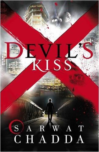 """""""Devil's Kiss"""" by Sarwat Chadda"""