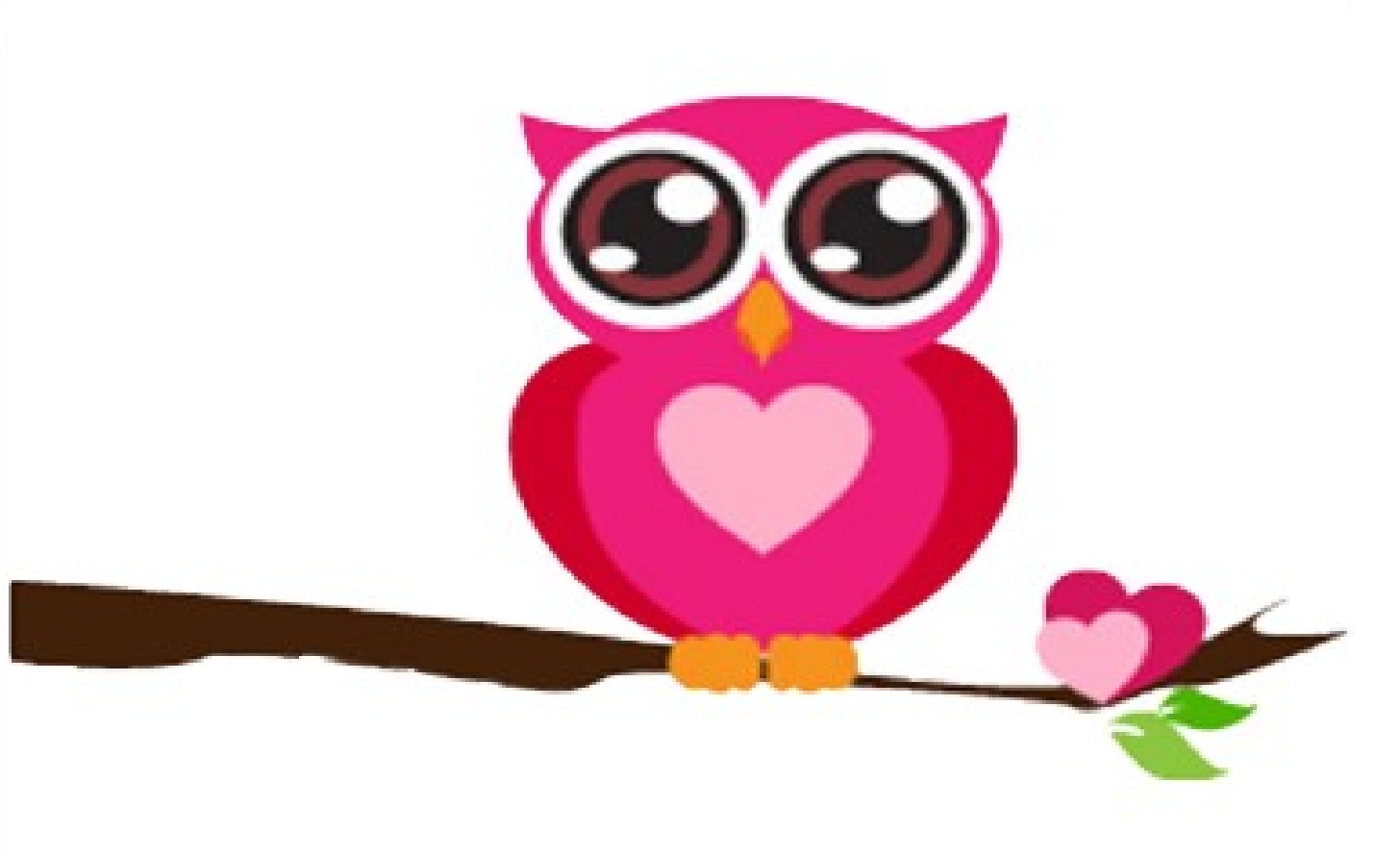 my heart is a house: free owl calender!