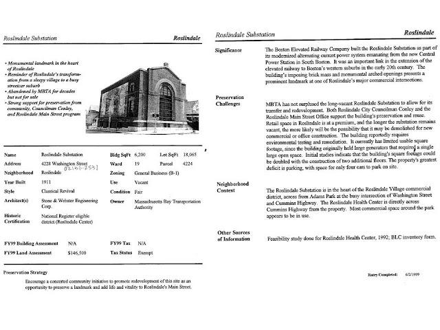 Historic Boston Inc (HBI) | Keeping Track of Boston's