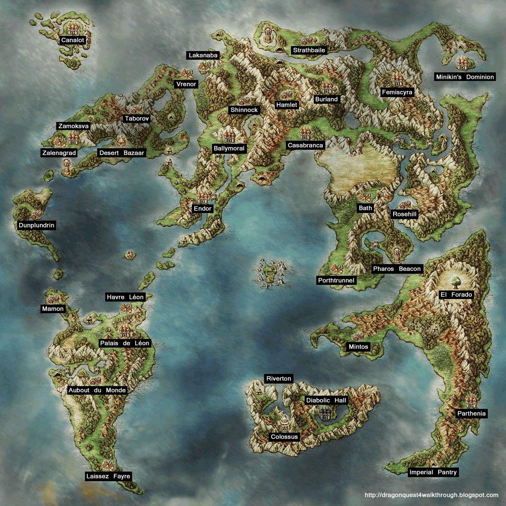 Dragon S Dogma World Map – Jerusalem House on