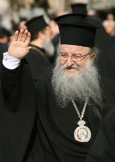 Bishop Anthimos of Thessaloniki