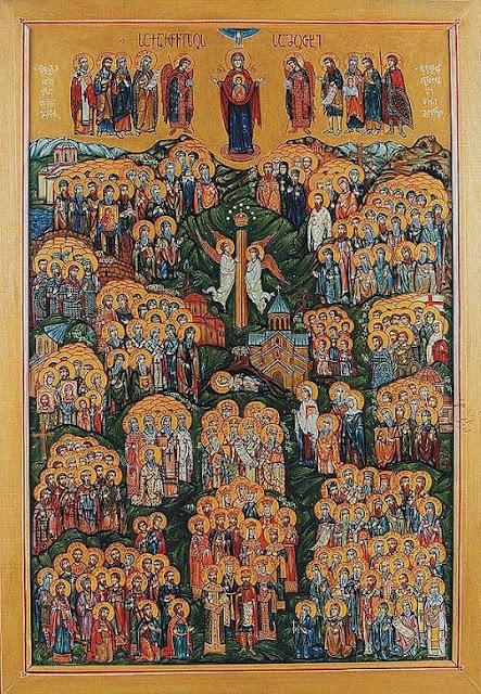Αποτέλεσμα εικόνας για synaxis saints georgia