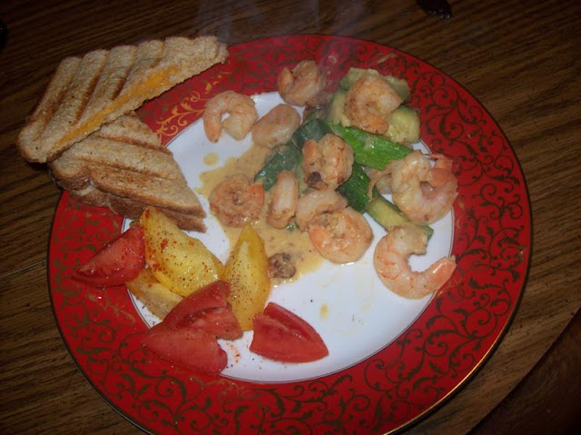 Shrimp Scampit