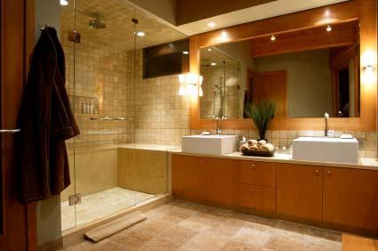 Sexy bathroom decor