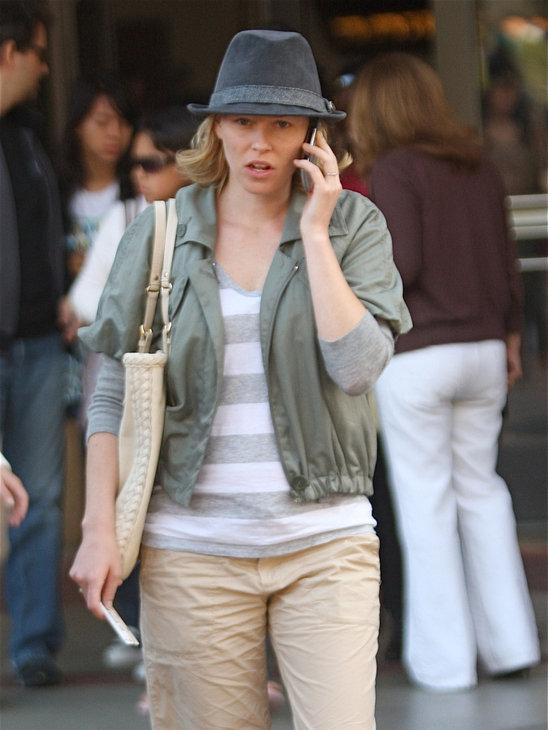 Elizabeth Banks Skandale - Kristen Kreuk Nip Slips Blog-5706