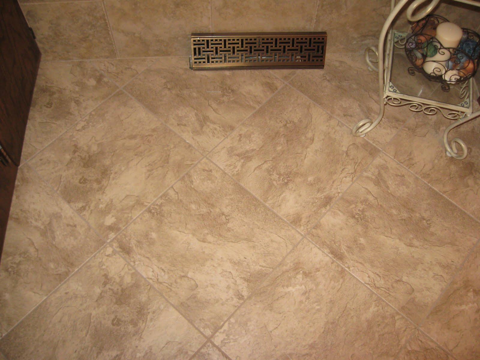 Big Kraut Construction: Bath in Tile and Dura Ceramic