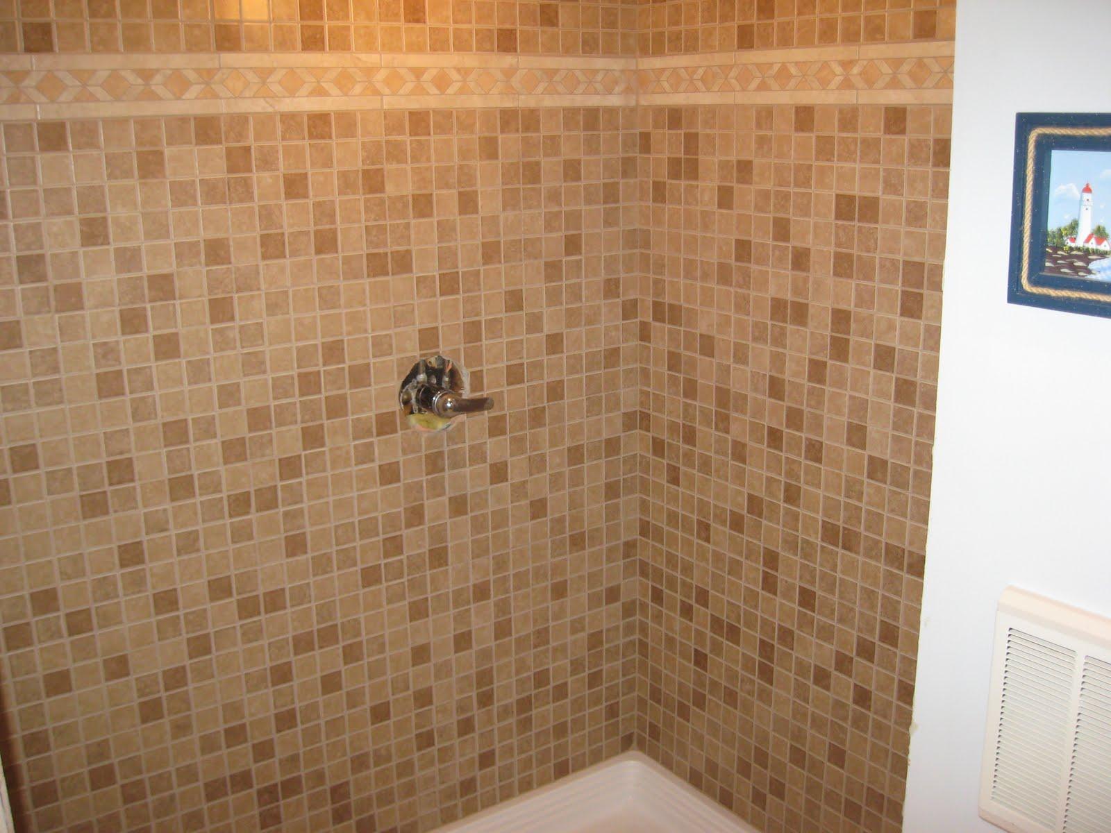 Mosaic Tile Shower: Surprisingly 21 Images Mosaic Tiles Shower