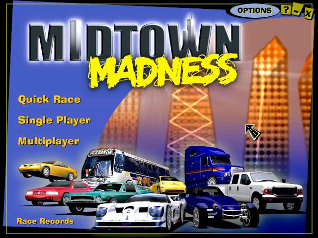 Midtown Madness 1 PC Full Game Free Download