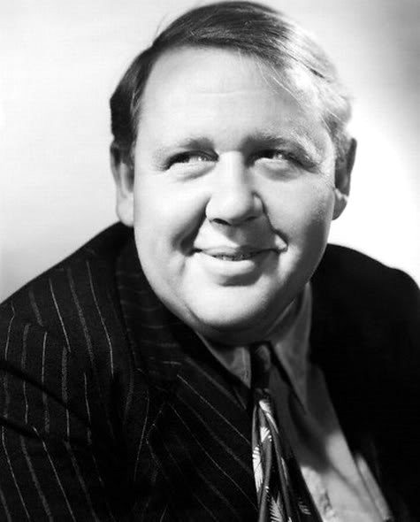 Charles Laughton : a difficult actor