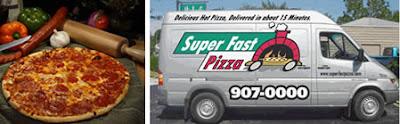 pizza super rápida