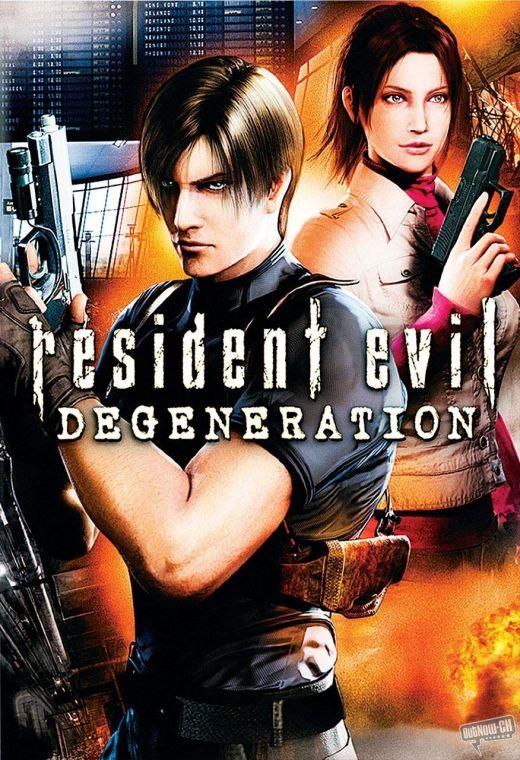Resident Evil Degeneração