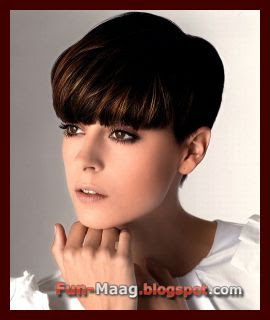 Fashion Mag Trendy Hairstyles 2009