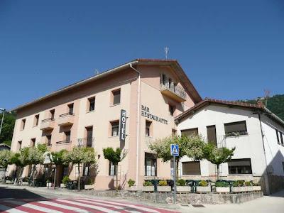 Hotel Irigoyen (Zudaire)
