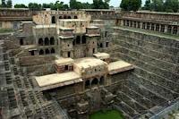 Abhaneri Step Well Rajasthan Travel Big India