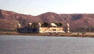 Ramgarh Lake Jaipur Travel Big India