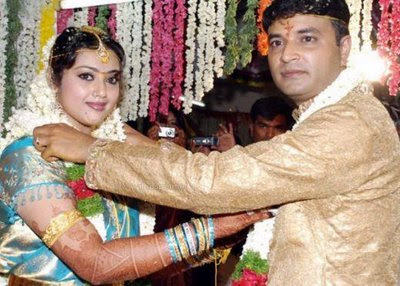Actress Meena marriage