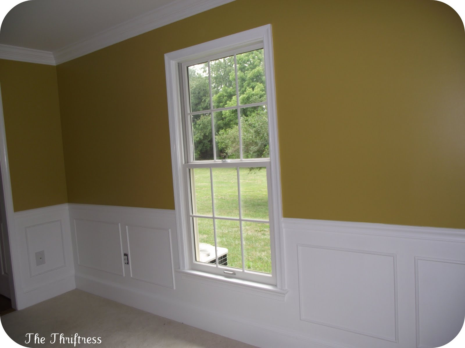 Superb Simple Picture Frame Wainscoting; Guest