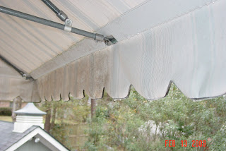 Eatoils Newsblog Removing Mold Mildew From An Awning