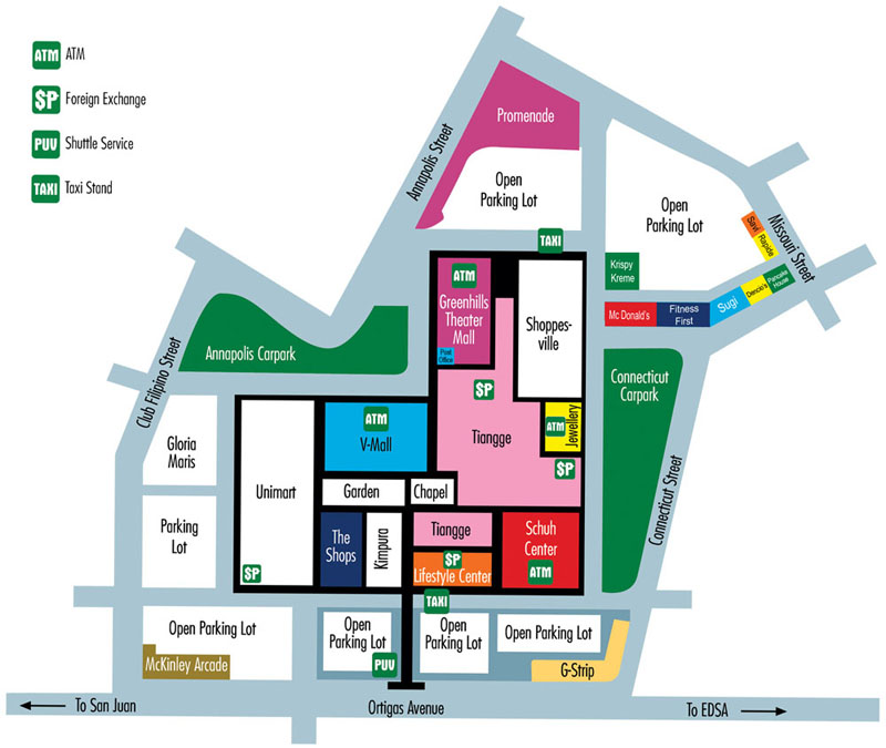 Fairview Park Mall Directory Kitchener