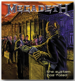 Not Of This Earth: Megadeth - The System Has Failed (2004)