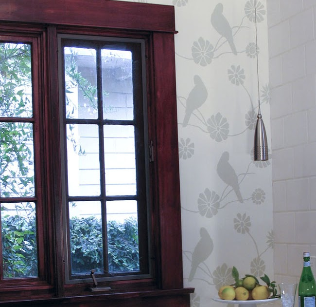 Kitchen Wall Covering Ideas Wood Floring