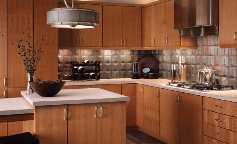 Cherry Kitchen Cabinets Home Depot