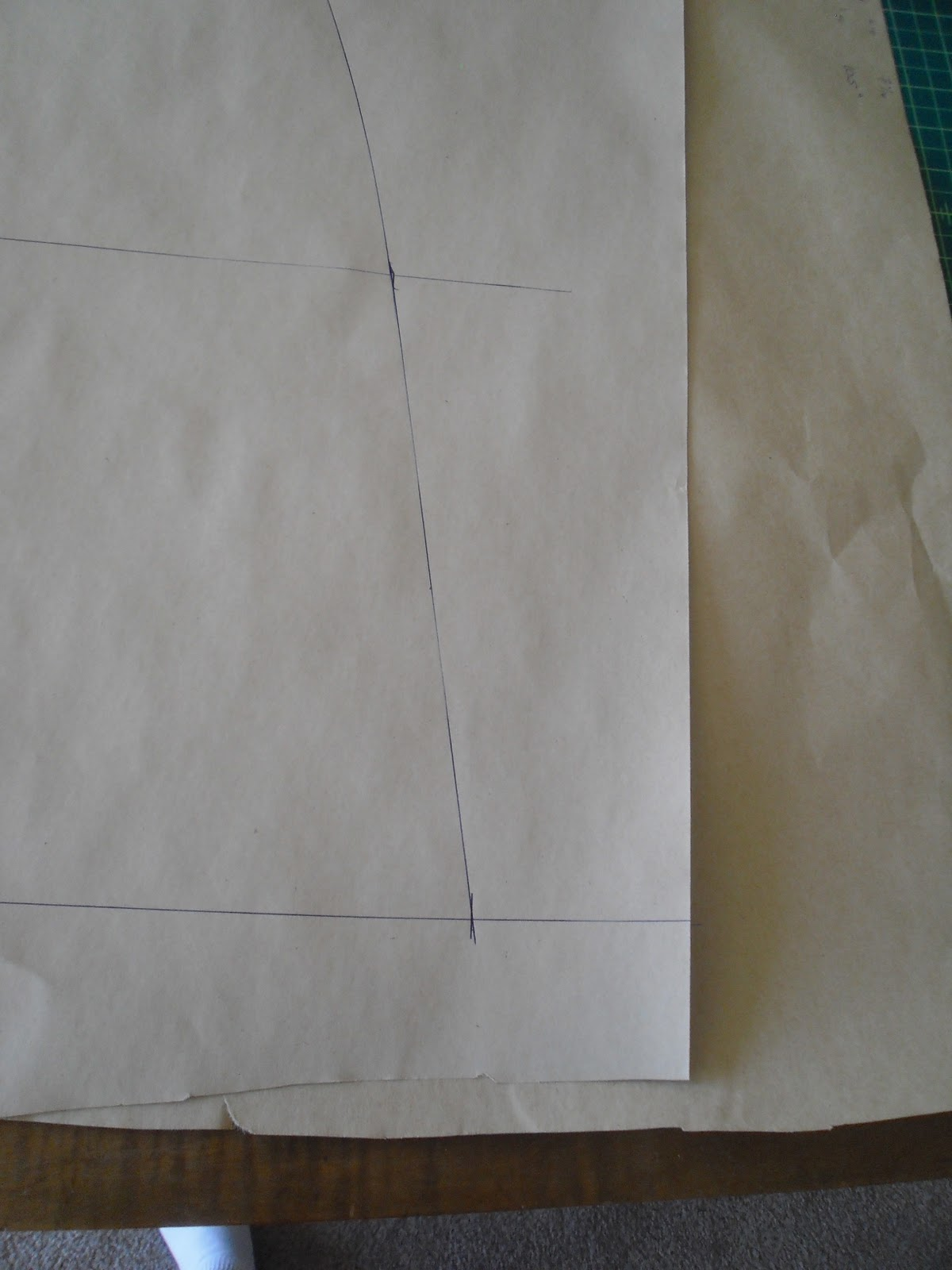 how to use a hem ruler