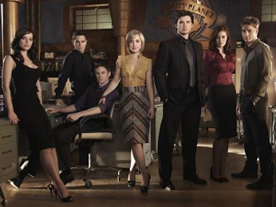 Smallville Season 8 Cast Photo (from Sulpot Stories)