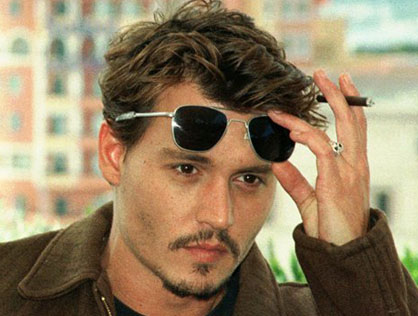 Incredible Bcrini Johnny Depp Public Enemies Hairstyle Short Hairstyles For Black Women Fulllsitofus