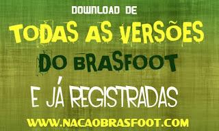 GRATIS DO BAIXAR 2007 REGISTRO BRASFOOT