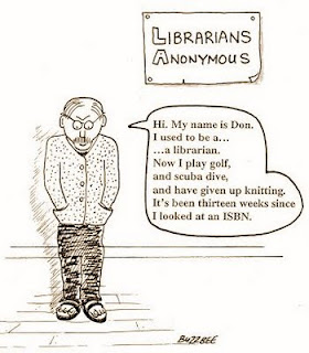 Librarians Anonymous by Buzzbee
