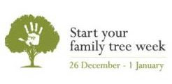 Start Your Family Tree Week