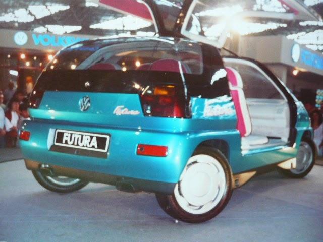 Carro conceito FUTURA