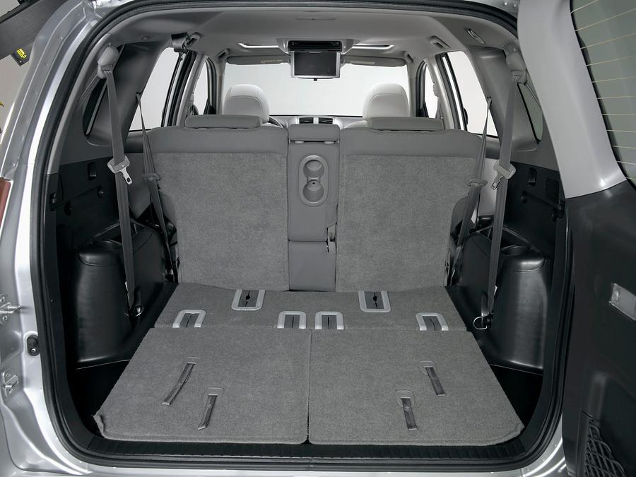 Toyota Rav4 3rd Row Ebay: Toyota RAV4 And MR2 Weblog: Why No Third-row Seat In The