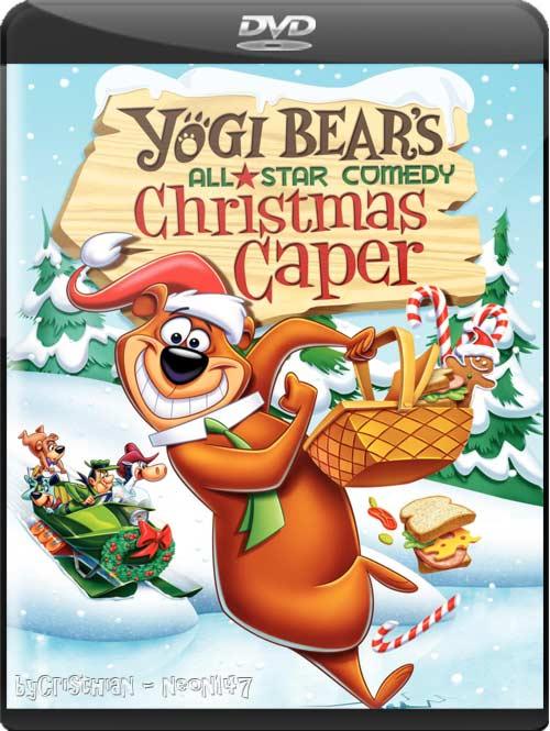 el oso yogui dvdrip audio latino