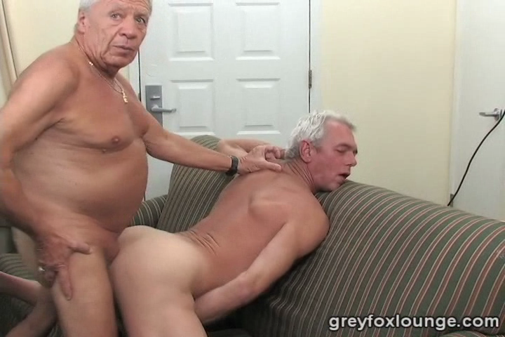 Mature Men Sex Love This Chunky Grandpa With A Long Hard Cock-5658