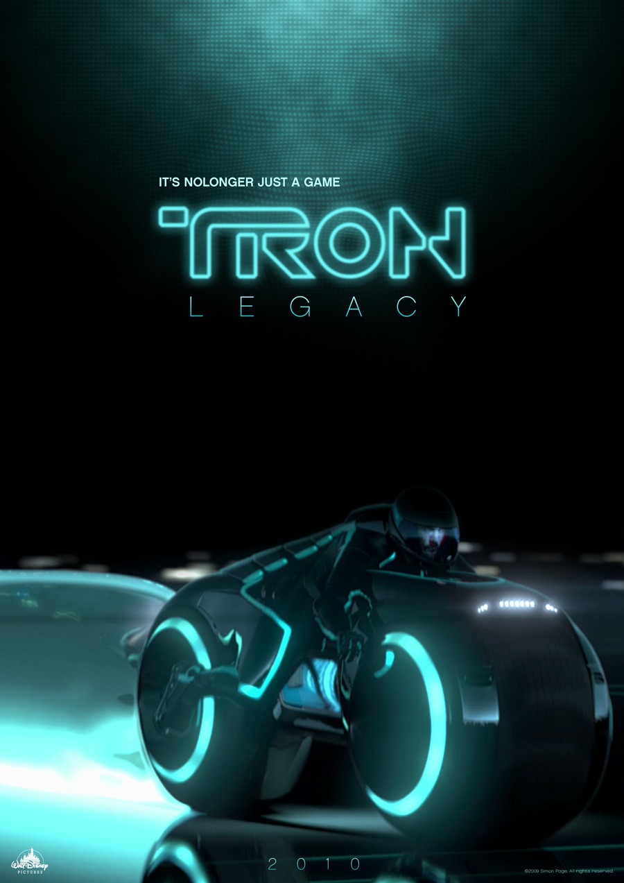 Tron Legacy 2010 Movie Review By Chris Power Director