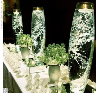 G Modern Wedding Decor  Pictures Photos Decorations